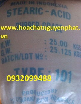 Acid stearic Indonesia