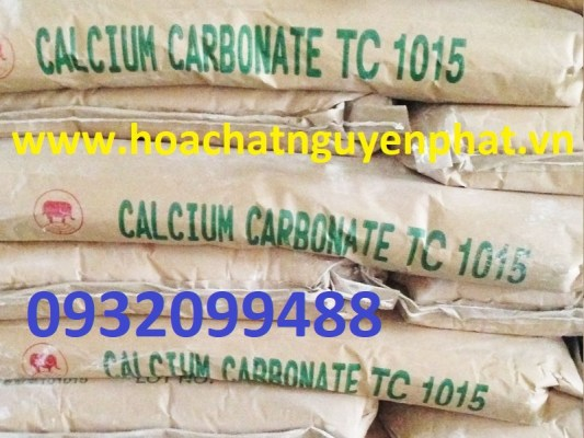 Calcium Carbonate  tc 1015- Cao su