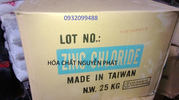 Kẽm Chlorua 97% - Xi mạ